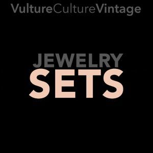 Vulture Culture Vintage 💀 JEWELRY SETS